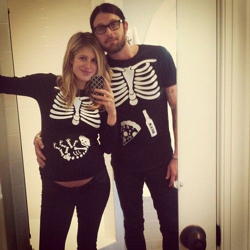 They are going to make great parents Kings of Leon Pinterest - halloween costume ideas for pregnancy