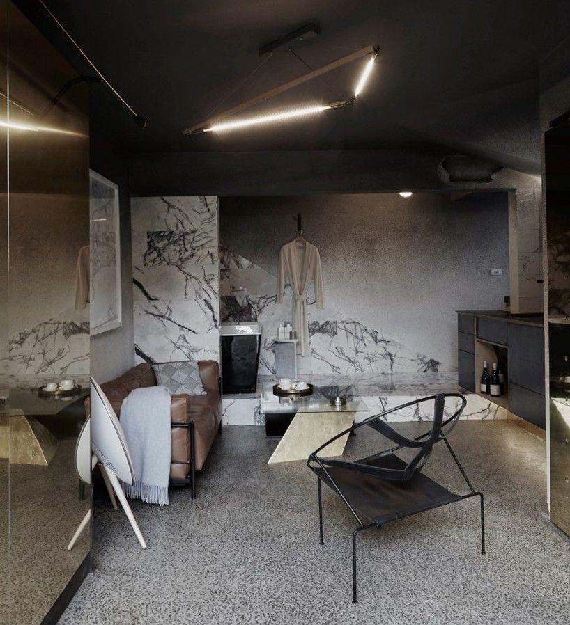 Homedesignideas Eu: Studio Edwards Remodels Microluxe Minimalist Apartment In