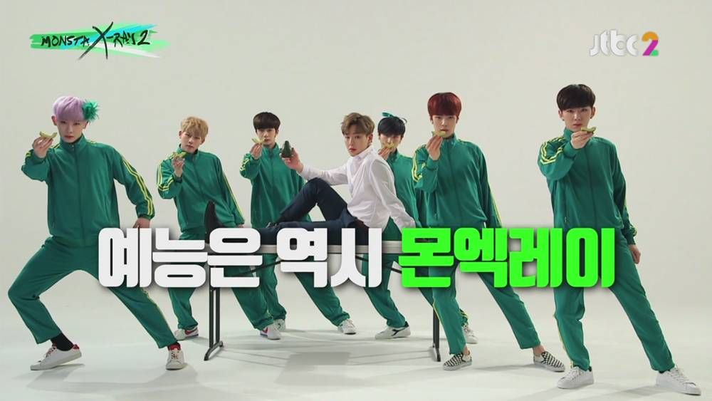 MONSTA X get even more hilarious in second teaser for \'MONSTA X-Ray ...