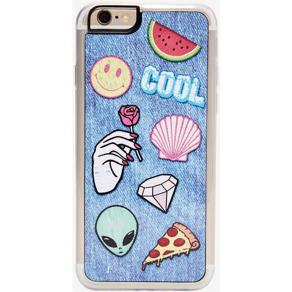 Zero Gravity Riot iPhone 6 Case (€25) ❤ liked on Polyvore featuring accessories, tech accessories, phone cases, phone, cases, electronics, blue and zero gravity