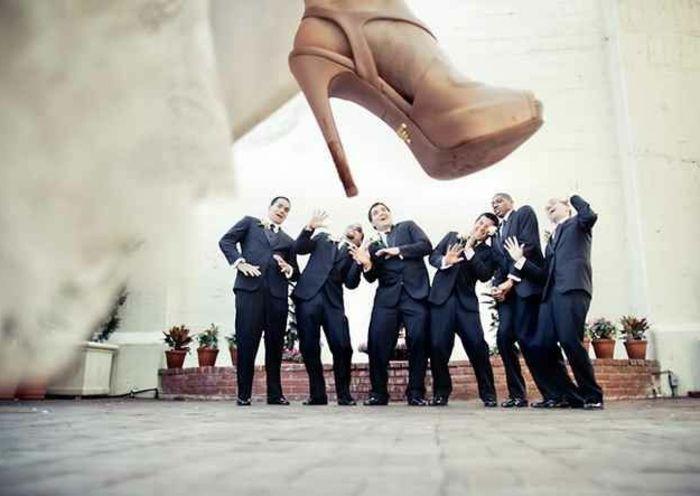 20 lustige Hochzeitsbilder: los geht's! - Archzine.net