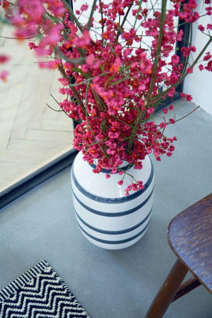 Kähler Vase Omaggio 50 cm #bodenvasedekorieren