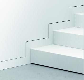 Syntesis® Baseboard by Eclisse | New Product | Pinterest | Baseboard ...