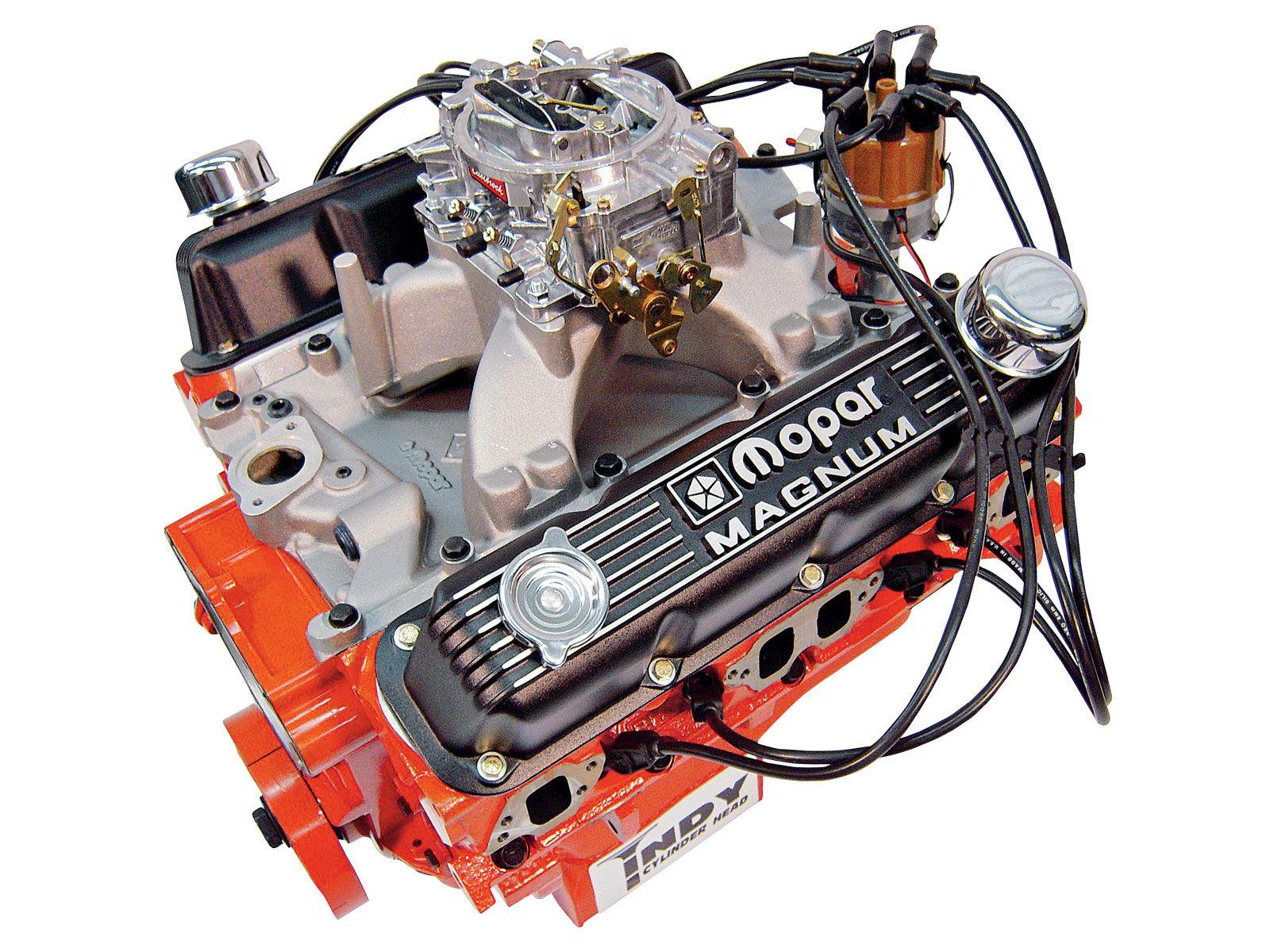 Mopar Crate V8 Engine httpwwwmusclecardefinitioncom  Dodge