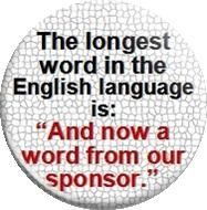 Longest word in the English language 125 by MyHeavenlyGreetings, $1.50