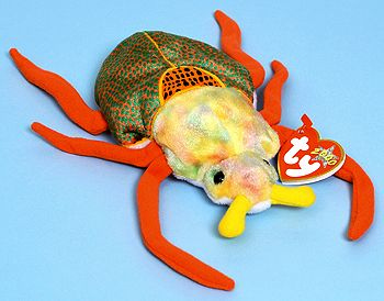 6cc6a006c47 Scurry - beetle - Ty Beanie Babies