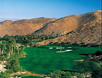 Hole 10, inspired by the late President Gerald Ford, features saguaro cactus from Arizona.