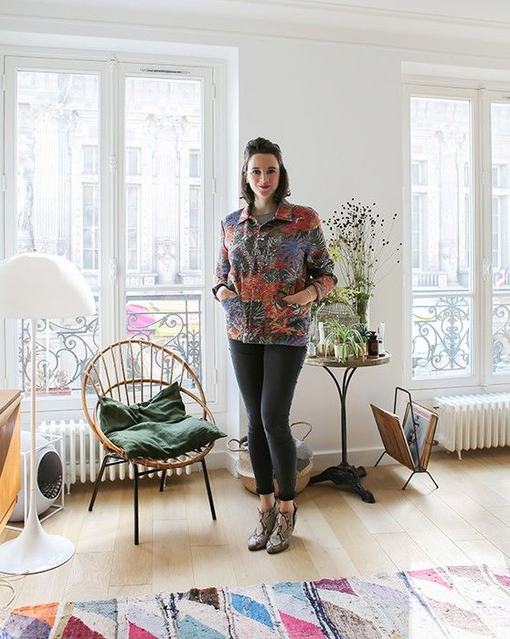 Valentine, Paris 10ème - Inside Closet
