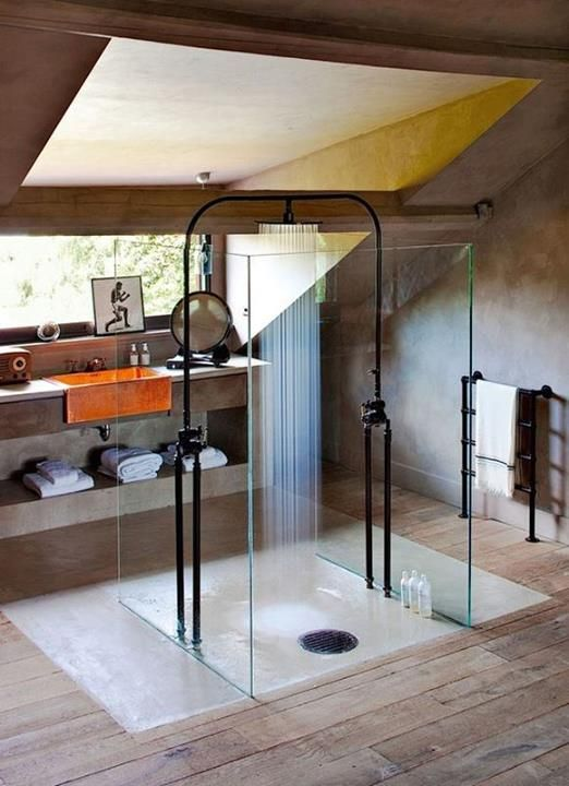 rainfall shower!