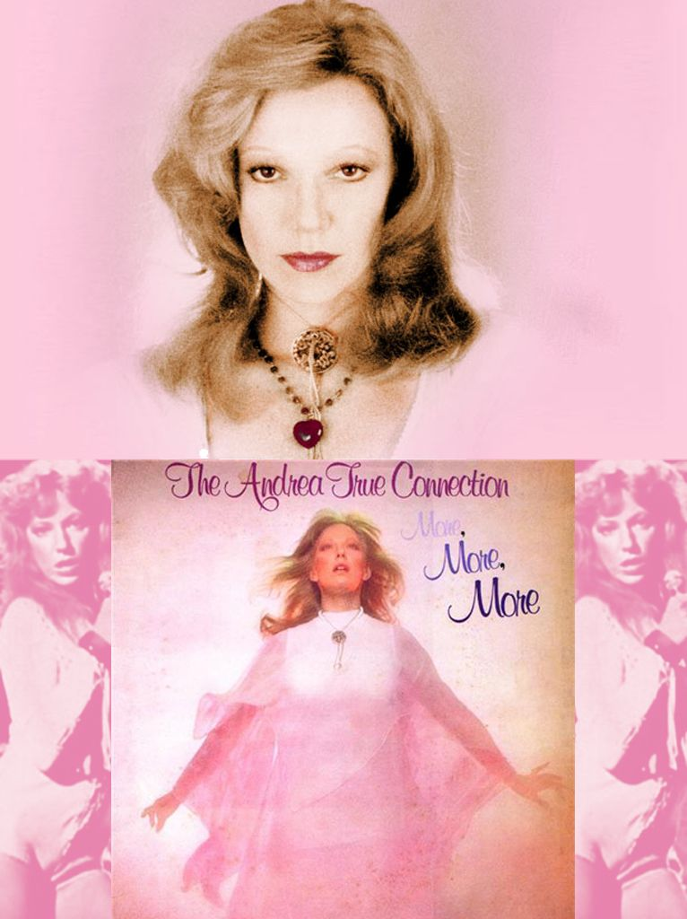 Andrea True July 26 1943 November 7 2011 Billed As The