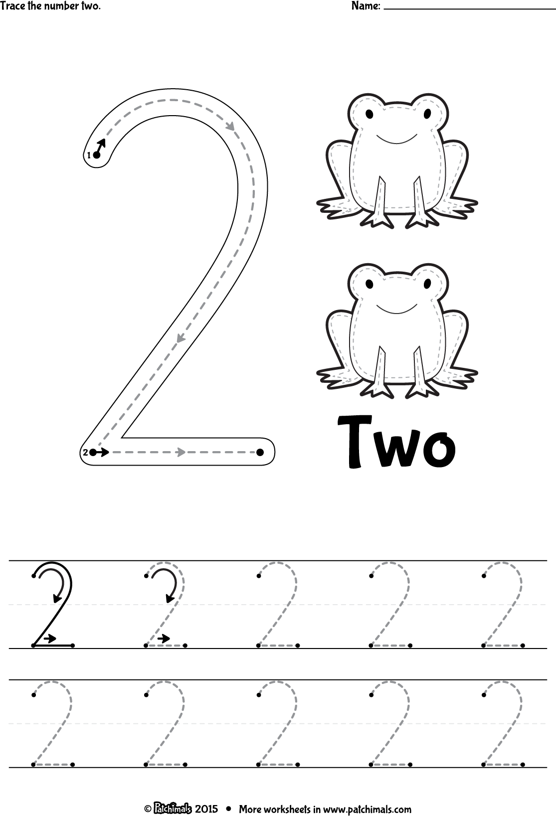 trace_number_2_eng.png (1115×1637) | preschool things (: | Pinterest ...