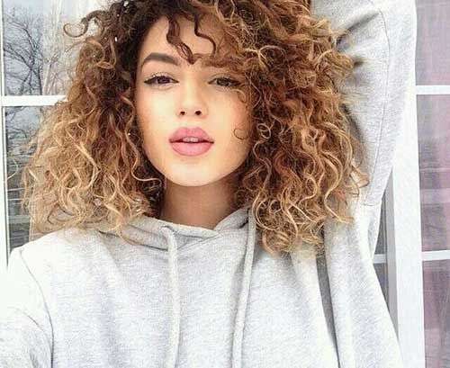 Good Haircut for Curly Hair | Stuff to Try | Pinterest | Curly ...