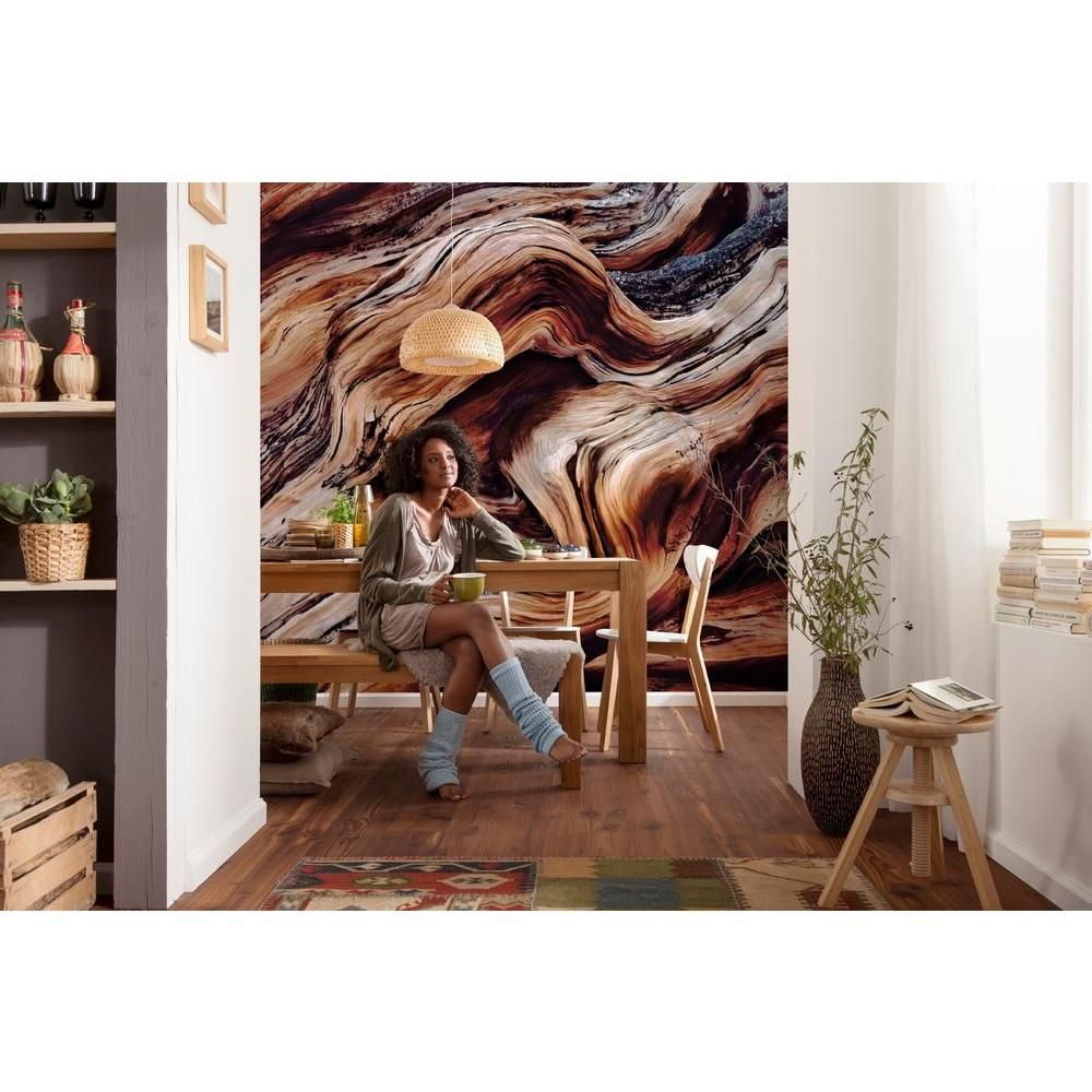 Komar 100 in. x 145 in. Old Giant Wall Mural 8520 Wall