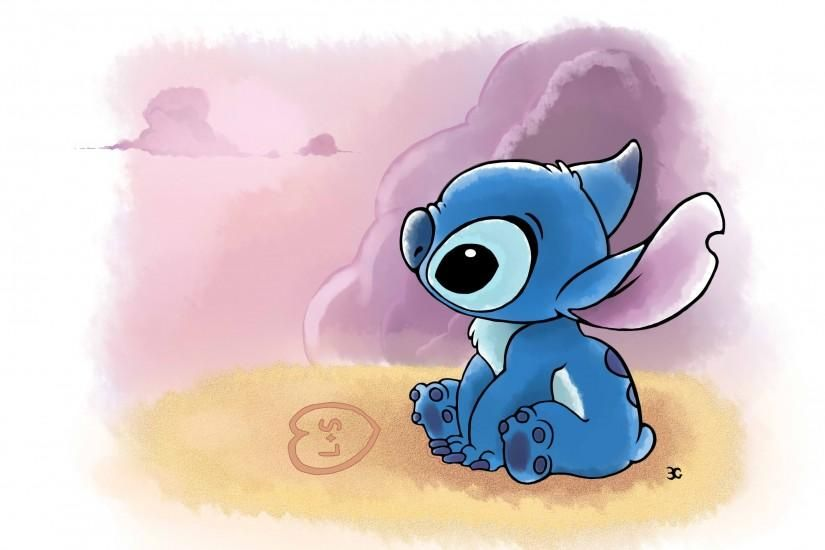 Stitch Wallpaper Download Free Cool Wallpapers For Desktop Mobile Laptop In Any Resolution Deskt Character Wallpaper Stitch Drawing Cute Disney Wallpaper