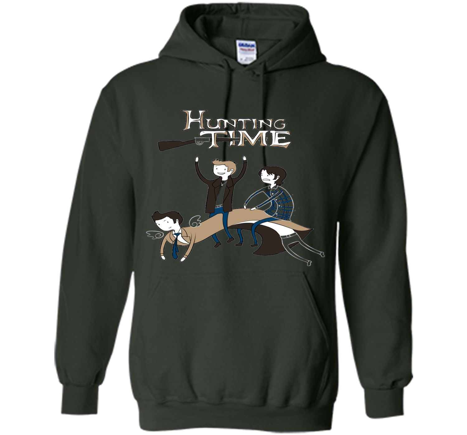 Hunting Time. tshirt