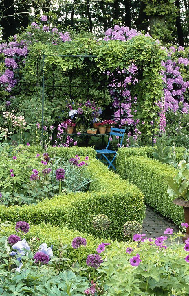 Trends in der gartengestaltung gardening for Gartengestaltung rhododendron