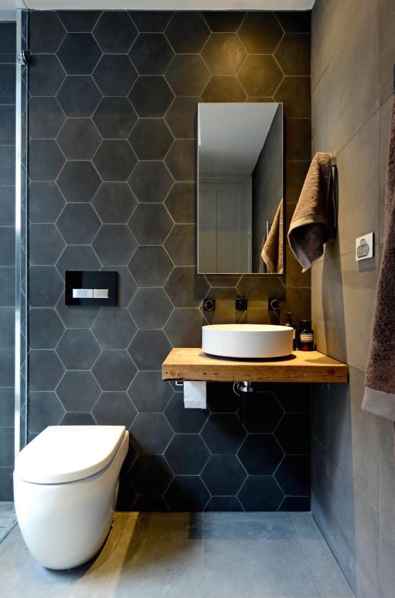 10x de mooiste badkamers met waskommen | Badkamer | Pinterest ...