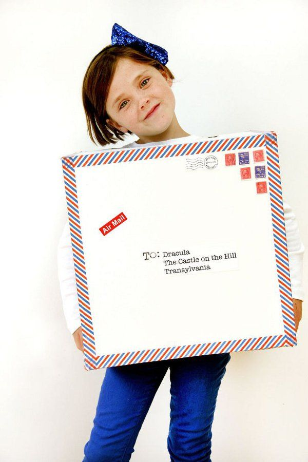 12 Cute Non Scary DIY Kids Costume Ideas for Halloween | Costumes ...