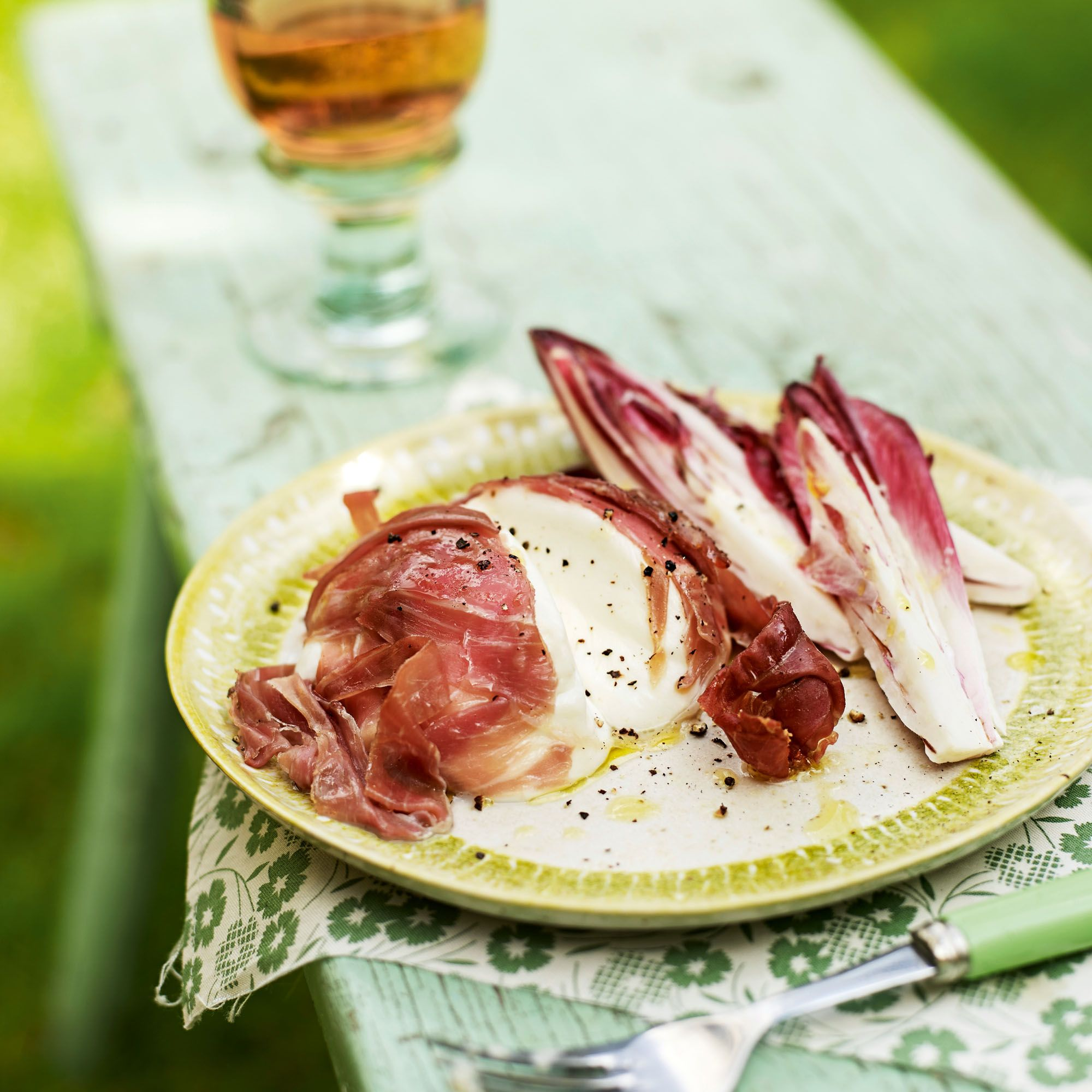 Easy Dinner Party Starter Ideas Part - 29: Baked Mozzarella With Prosciutto. Dinner Party RecipesDinner ...