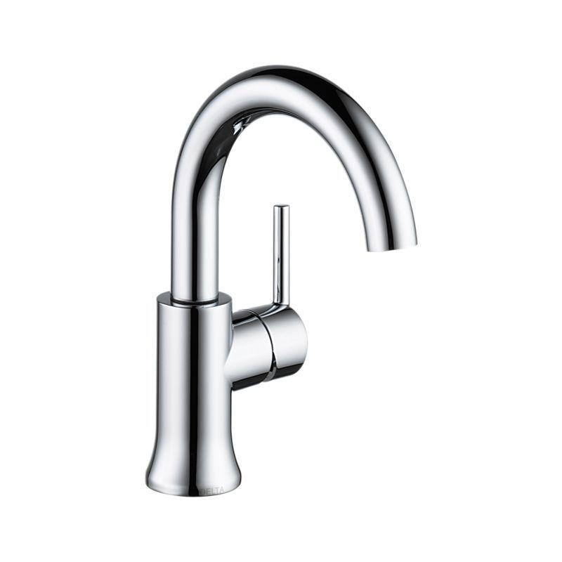 559HA-DST Trinsic® Single Handle High-Arc Lavatory Faucet : Bath ...