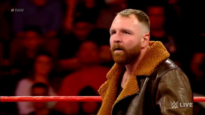 Wwe Raw Dec 3 2018 Dean Ambrose Wrestling Dean