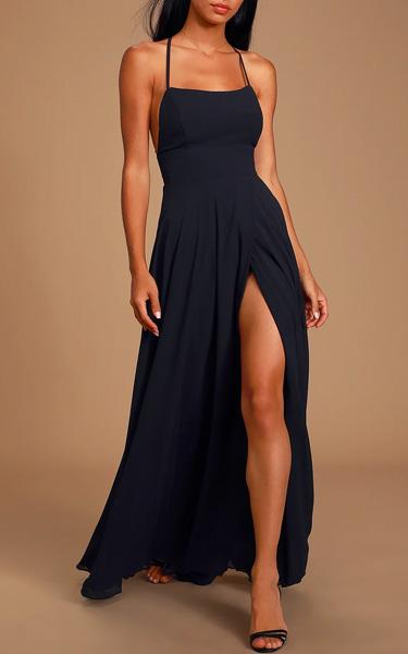50++ Black backless dress ideas in 2021