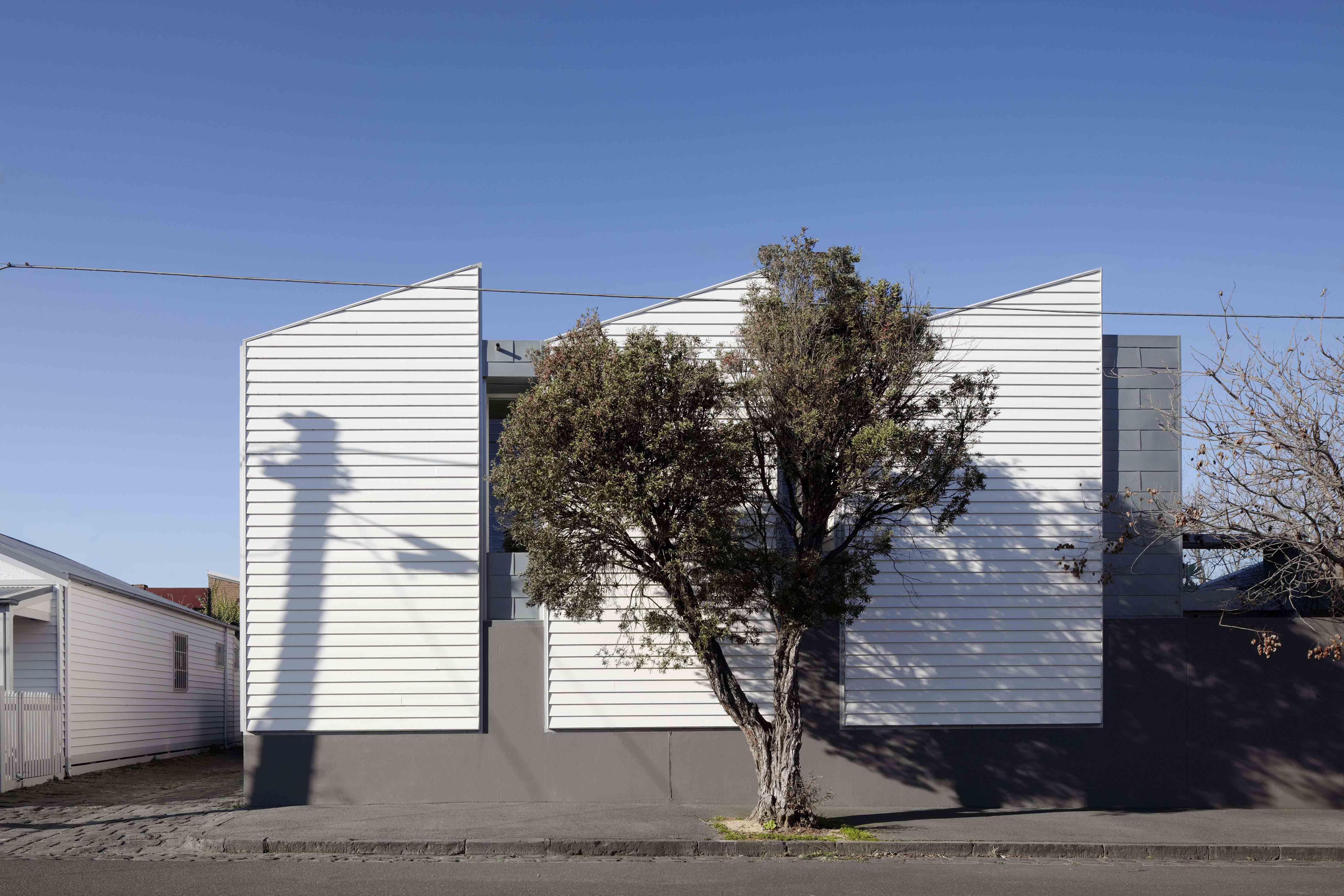 David Vernon Architect: ELWOOD VIC