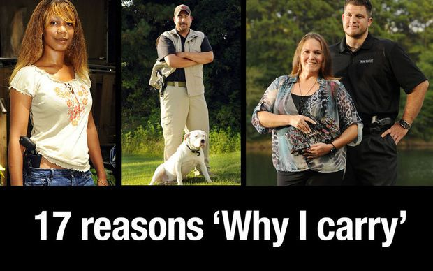 17 Alabama gun owners tell us 'why I carry' | AL.com