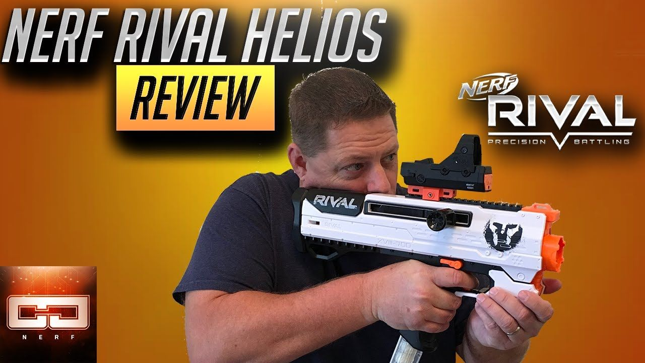 Nerf Rival Phantom Corps Helios Review | The Apollo 2.0