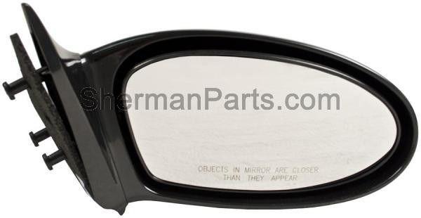 2002-2005 Pontiac Grand Am Mirror Manual RH | Car - Pontiac Grand Am