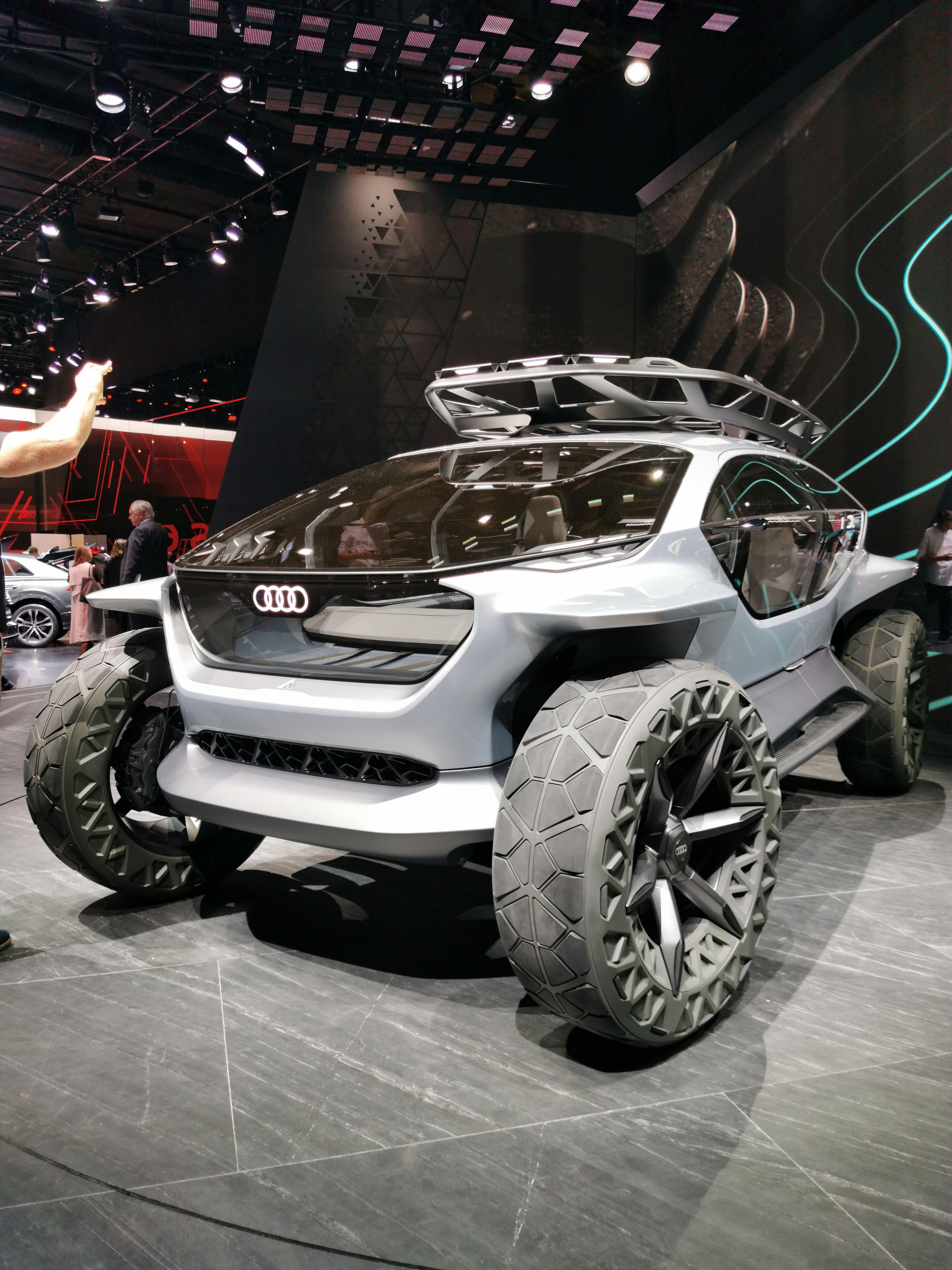 Photo of Audi AI:TRAIL Quattro Concept — 2019 Frankfurt Motor Show