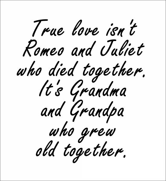 Romeo And Juliet Love Quotes True Love Isn`t Romeo And Juliet Who Died Togetherit`s…  Quotes