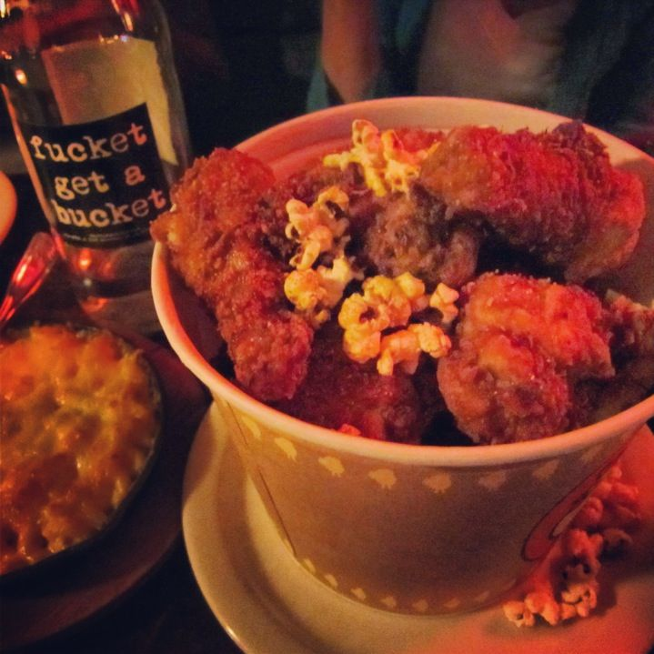 Hip Southern Comfort Food In A Cozy Kinda Divey Environment It S
