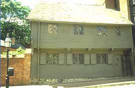 Paul Revere House....