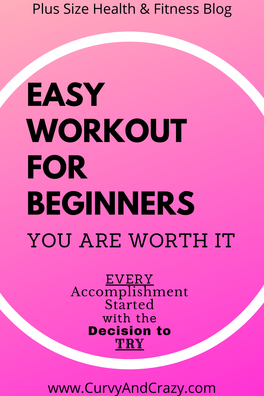 Photo of How to Start Working out as a Beginner – Curvy And Crazy