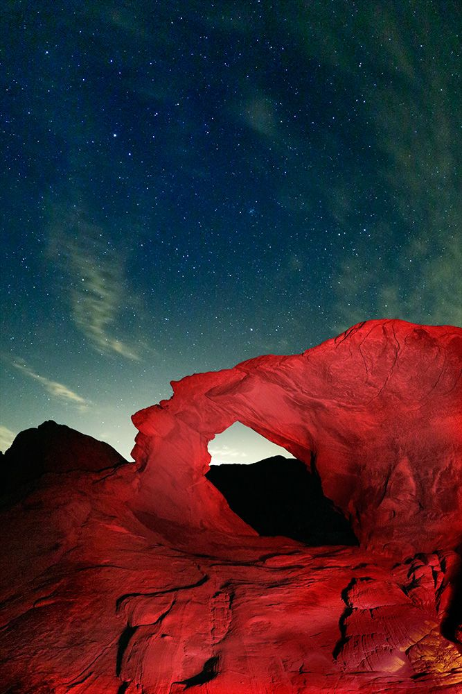 The Night Sky In Landscape Photography Landscape Photography Beautiful Landscape Photography Valley Of Fire