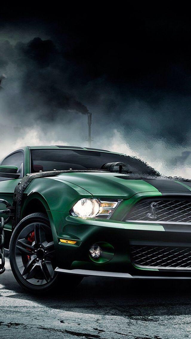 mustang   Car iphone wallpaper, Mustang wallpaper, Car ...
