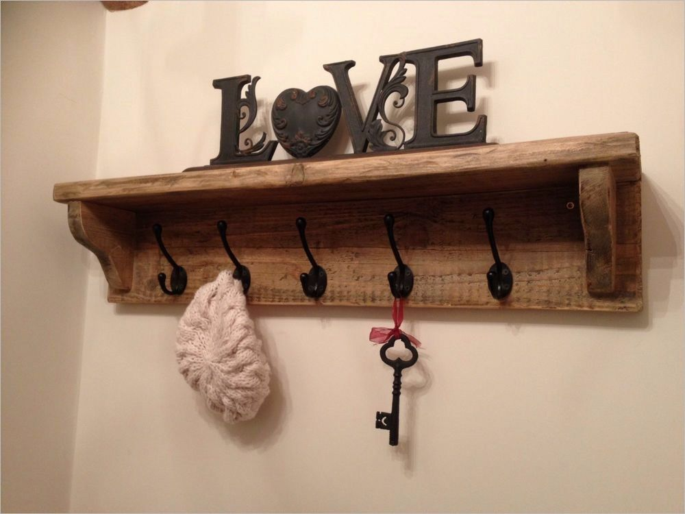 42 Creative Farmhouse Coat Rack Ideas 12 Diy Hat Rack Wall Mounted Hat Rack Coat Hooks On Wall