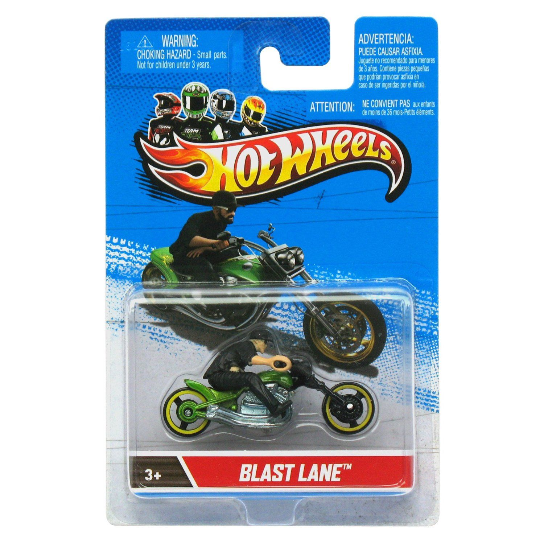 Hw hot wheels 2015 hw city 48 250 canyon carver police motorcycle - Hot Wheels Motorcycle With Rider Blast Lane Cgc02 Manufacturer Mattel Enarxis Code