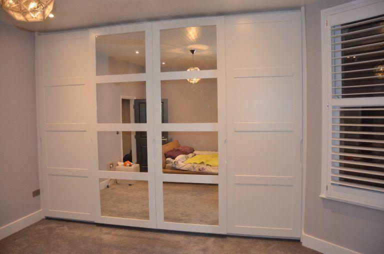 Vetro Range Mdf Spray Painted Shaker Style Doors