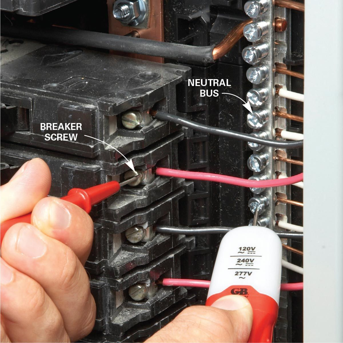 Breaker box safety how to connect a new circuit in 2020