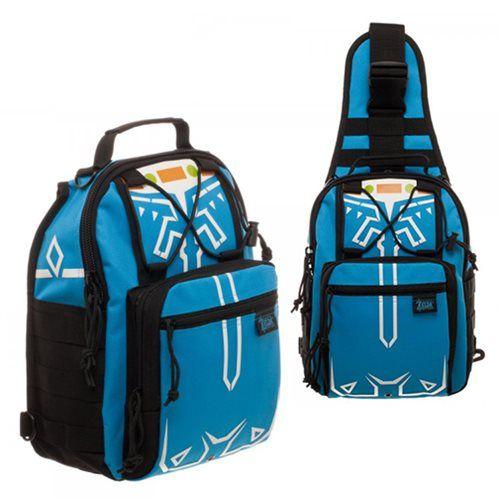 197f0caadefa Legend of Zelda Breath of the Wild Mini Sling Bag | BACK TO SCHOOL ...