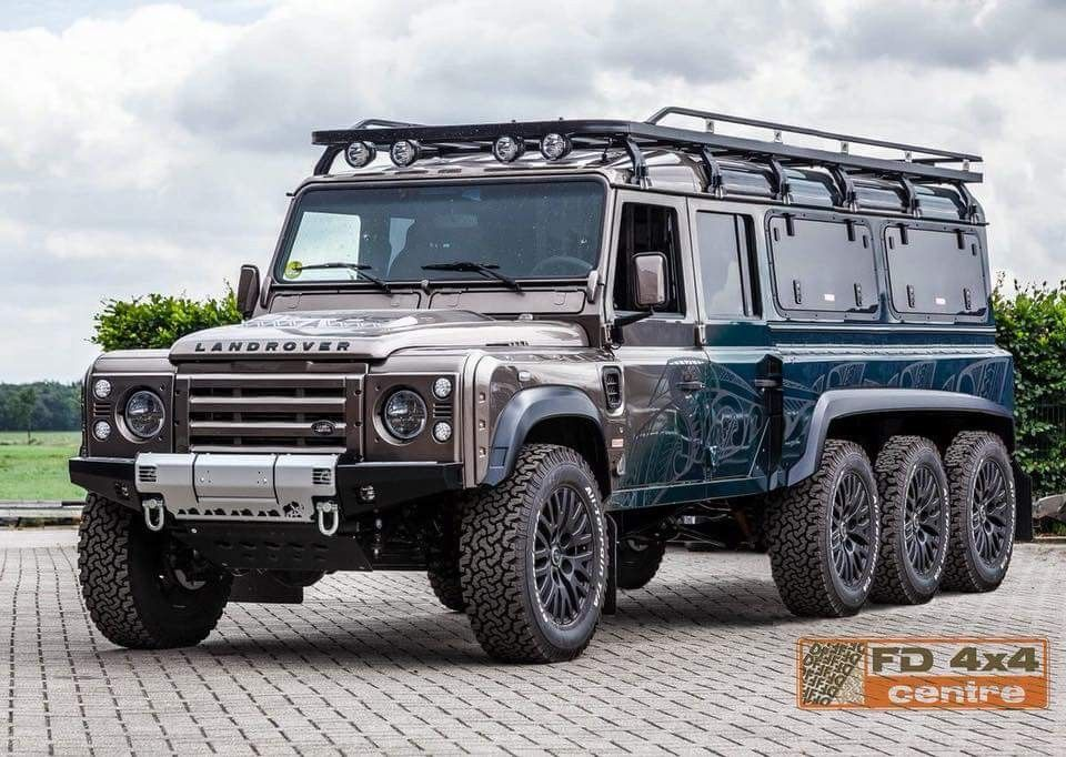 Land Rover 8x8 Land Rover Defender Land Rover Land Rover Camping