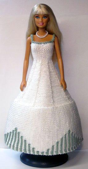 Sticka till Barbie 901-950 | Princesse | Pinterest | Barbiekleidung ...