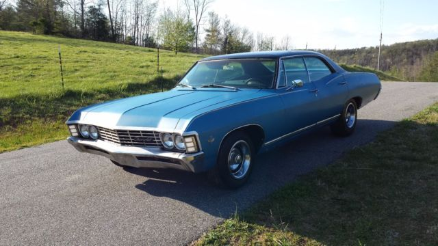 1967 Chevrolet Impala Caprice Supernatural Baby No Reserve