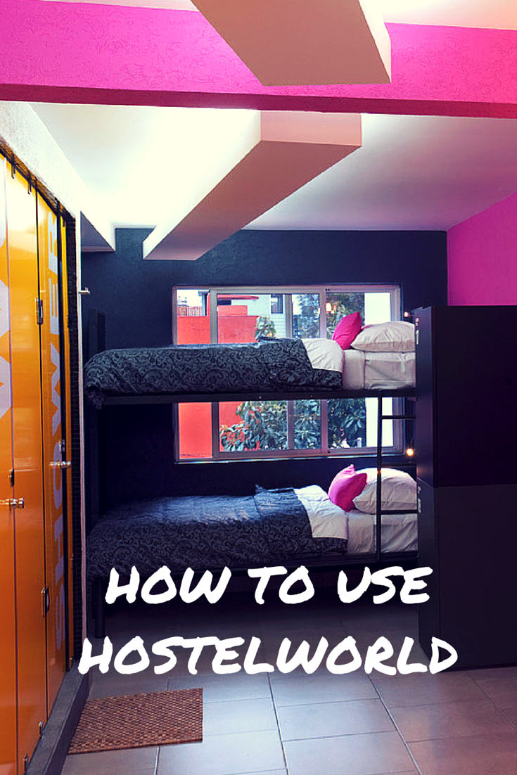 The easiest place to book hostels is through Hostelworld.