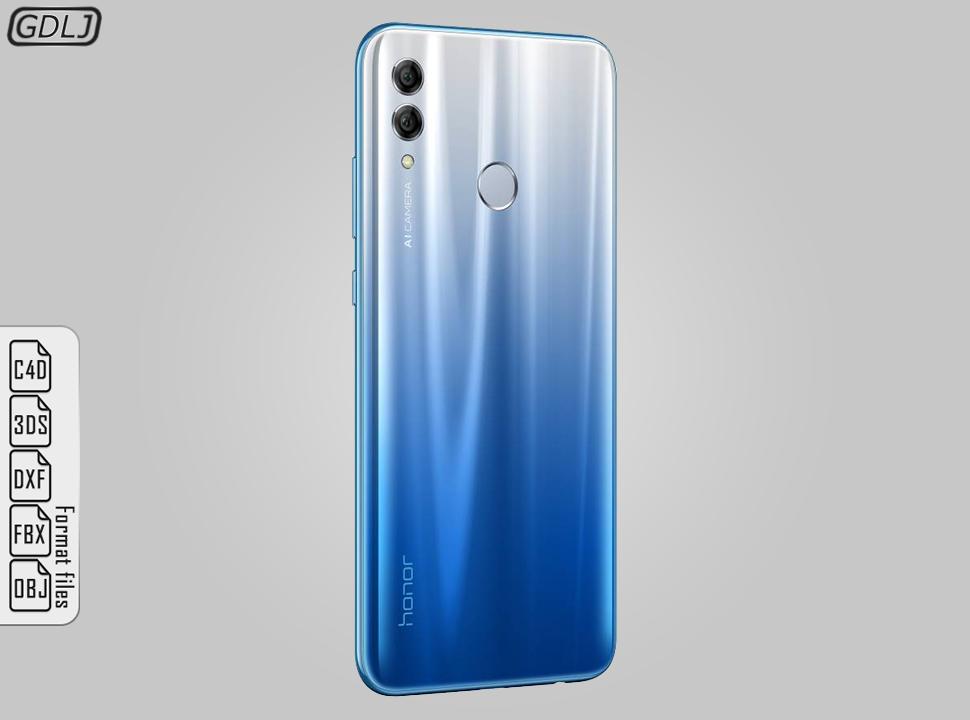Huawei Honor 10 Lite Sky Blue Huawei Smartphone Samsung Galaxy Phone