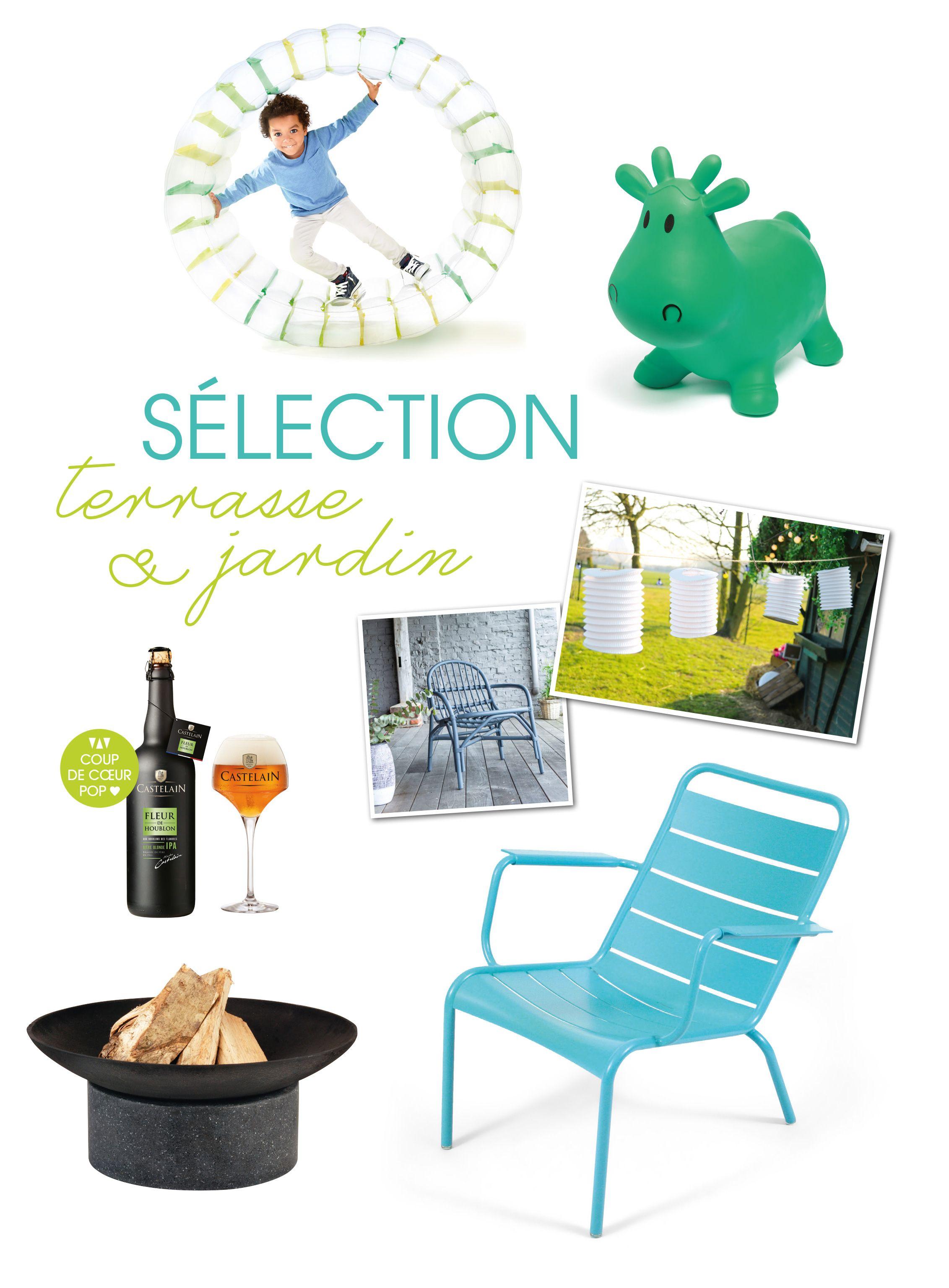 Notre Shopping Terrasse Et Jardin Pop Magazine 09 Juillet Aout 2016 Oxybul Tikamoon Brasserie Ch Ti Skylantern Esprit Terrasse Jardin Oxybul Terrasse