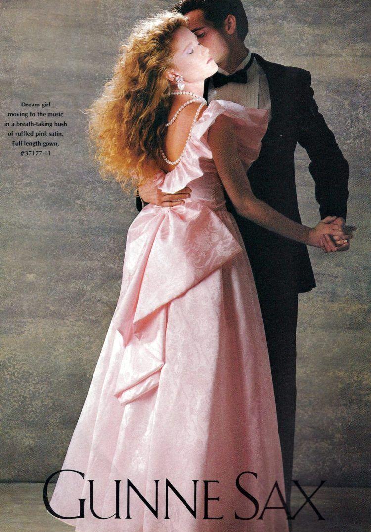 Gunne Sax Prom Dresses Of The Eighties 80s Prom Dress 80s Fashion Vintage Prom [ 1074 x 750 Pixel ]