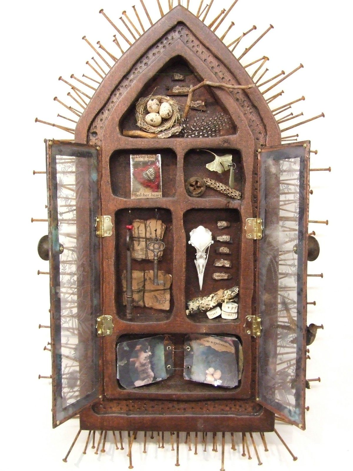 personal shrine ideas - Google Search | Shrines art, Altar